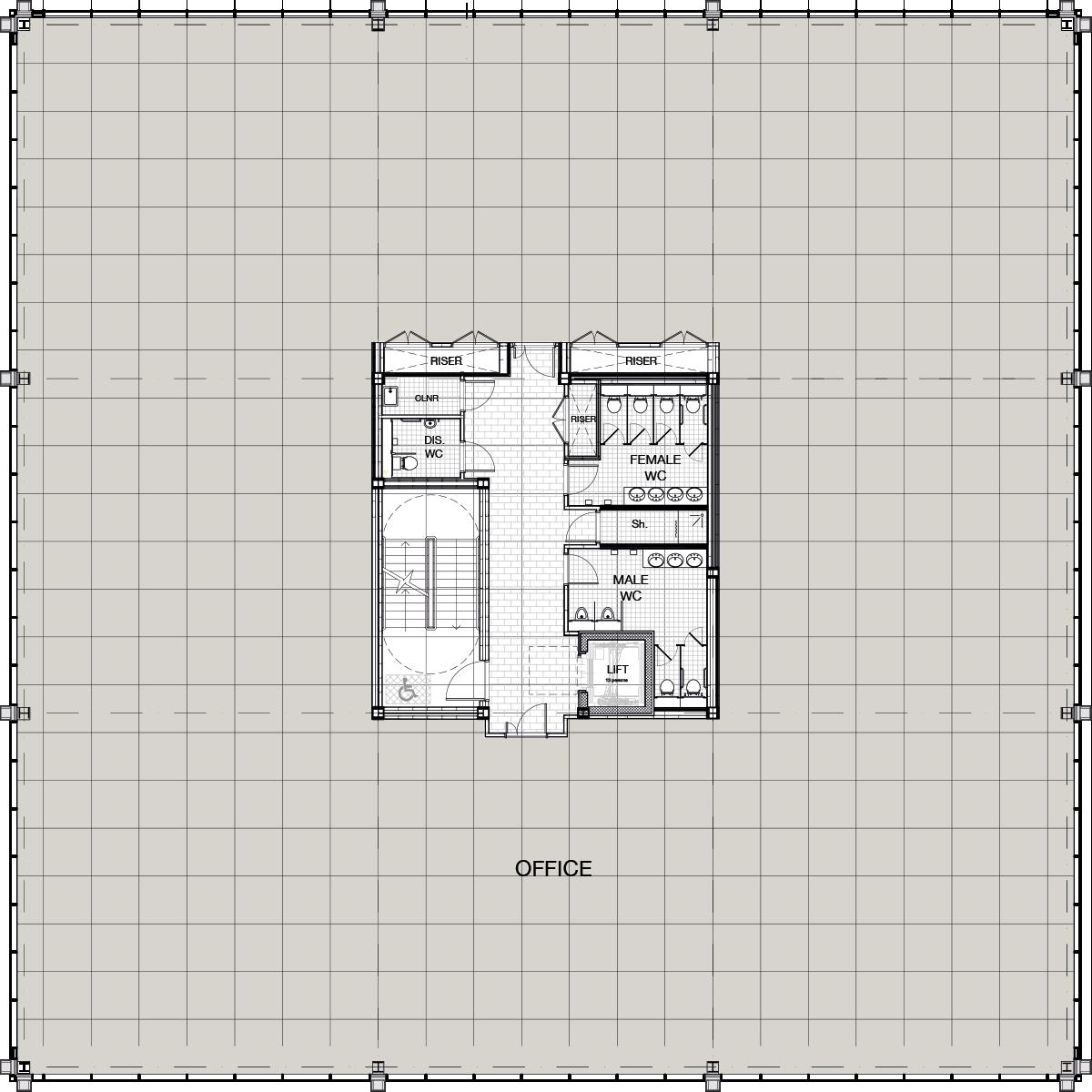 Lumina First Floor
